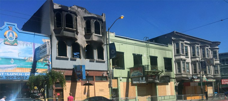Donate to Mission Tenants' Fire Fund