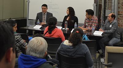 Latino Career Panel