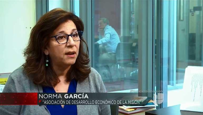 Norma Garcia Univision