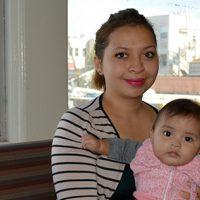 Claudia Garcia, Workforce Development