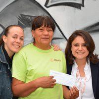 Alicia, Community Loan Fund