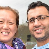 Laurie and Maged, Free Tax Preparation