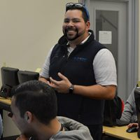 x. Emerson Quinonez - January 2016 Volunteer