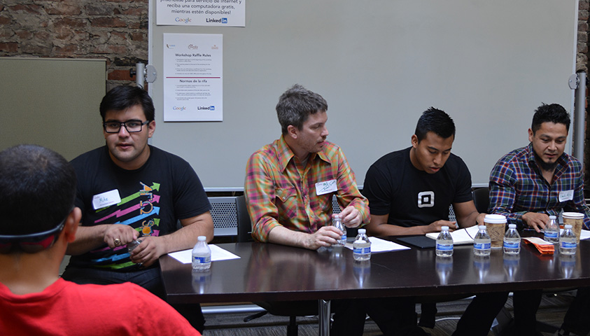 Latino Career Panel