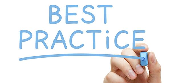 Best Practices Blog