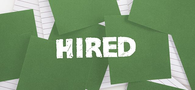 Hired Blog
