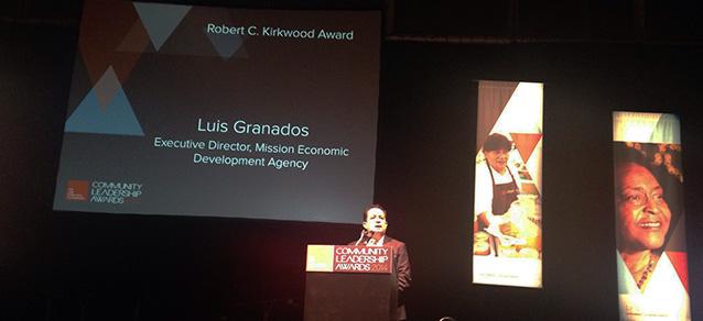 Granados TSSF Award 100714