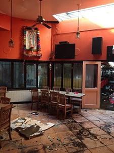 Taquerias LaAltena Inside