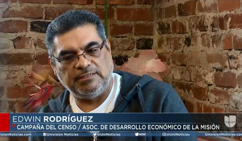 Edwin Rodriguez Univision