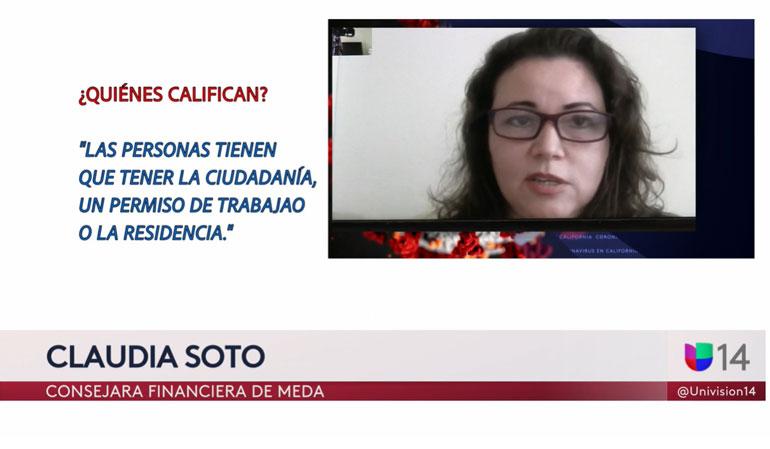 Claudia Soto Univision