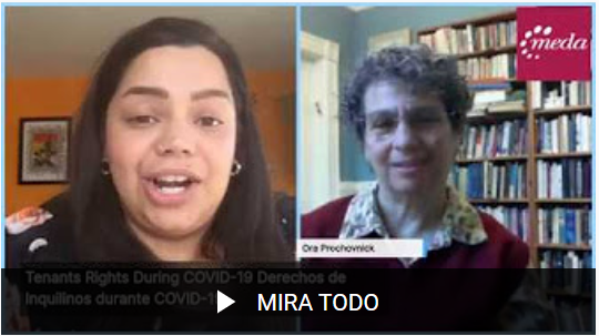 MEDA COVID-19 INFORMATIONAL VIDEOS