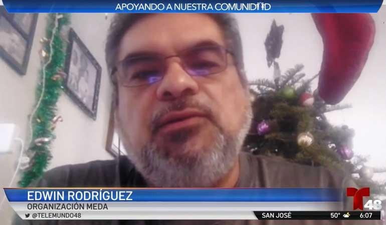 Edwin Rodriguez Telemundo