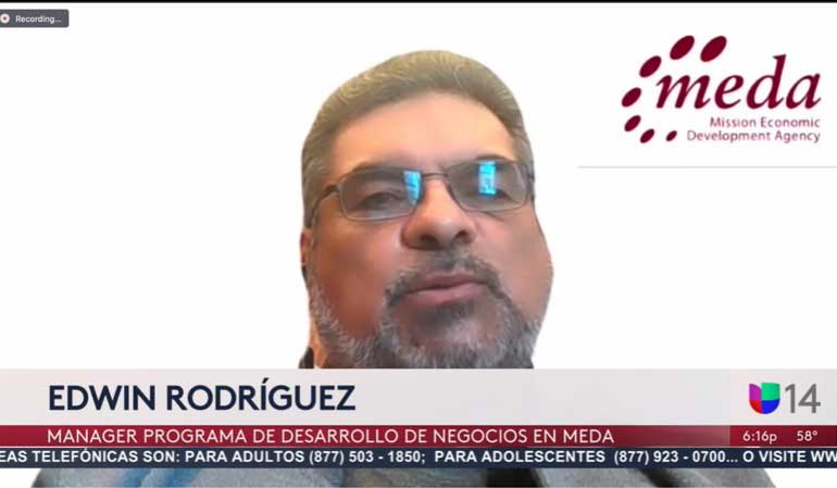 Edwin Rodriguez MEDA Univsion